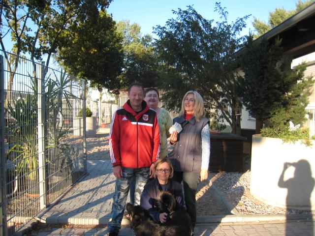 Spendenübergabe FFW Schwandorf